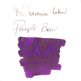Diamine Diamine Blue Edition Purple Bow - 50ml Bottled Ink