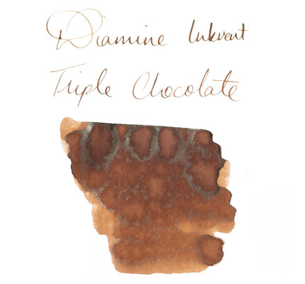 Diamine Diamine Blue Edition Triple Chocolate - 50ml Bottled Ink