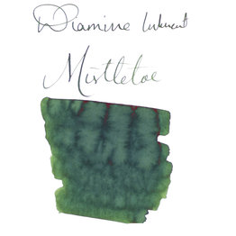 Diamine Diamine Blue Edition Mistletoe - 50ml Bottled Ink