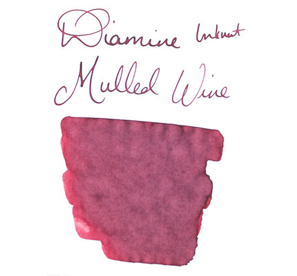 Diamine Diamine Blue Edition Mulled Wine - 50ml Bottled Ink