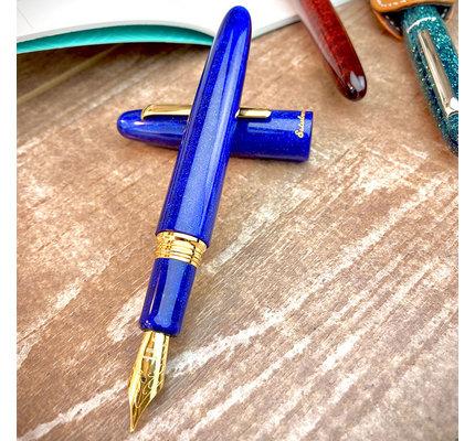 Esterbrook Esterbrook Estie Sparkle Montana Sapphire Oversized Fountain Pen