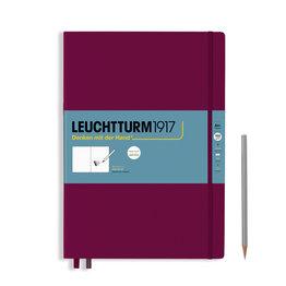 Leuchtturm1917 Leuchtturm1917 Port Red Master Sketchbook