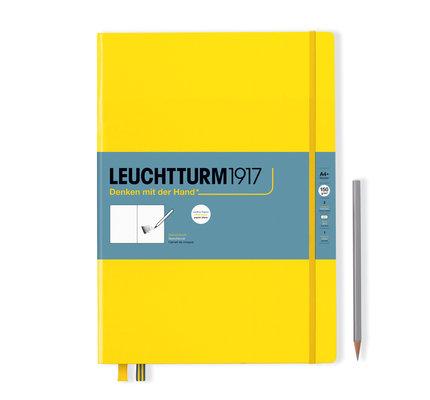 Leuchtturm1917 Leuchtturm1917 Lemon Master Sketchbook