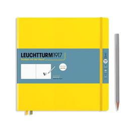 Leuchtturm1917 Leuchtturm1917 Lemon Square Sketchbook