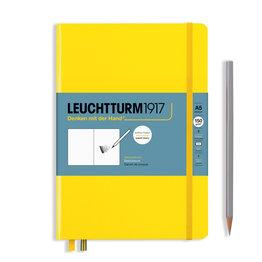 Leuchtturm1917 Leuchtturm1917 Lemon A5 Medium  Sketchbook