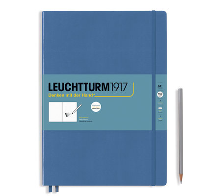 Leuchtturm1917 Leuchtturm1917 Denim Master Sketchbook (Discontinued)