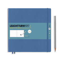 Leuchtturm1917 Leuchtturm1917 Denim Square Sketchbook