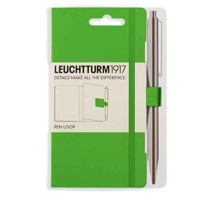 Leuchtturm1917 Leuchtturm1917 Fresh Green Pen Loop