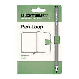 Leuchtturm1917 Leuchtturm1917 Muted Colors Sage Green Pen Loop