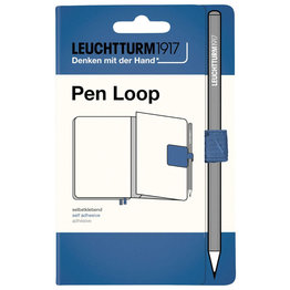 Leuchtturm1917 Leuchtturm1917 Muted Colors Denim Blue Pen Loop