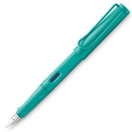 Lamy Lamy Safari Special Edition Candy Aquamarine Fountain Pen