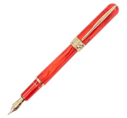 Pineider Pineider Avatar UR Deluxe Devil Red Fountain Pen