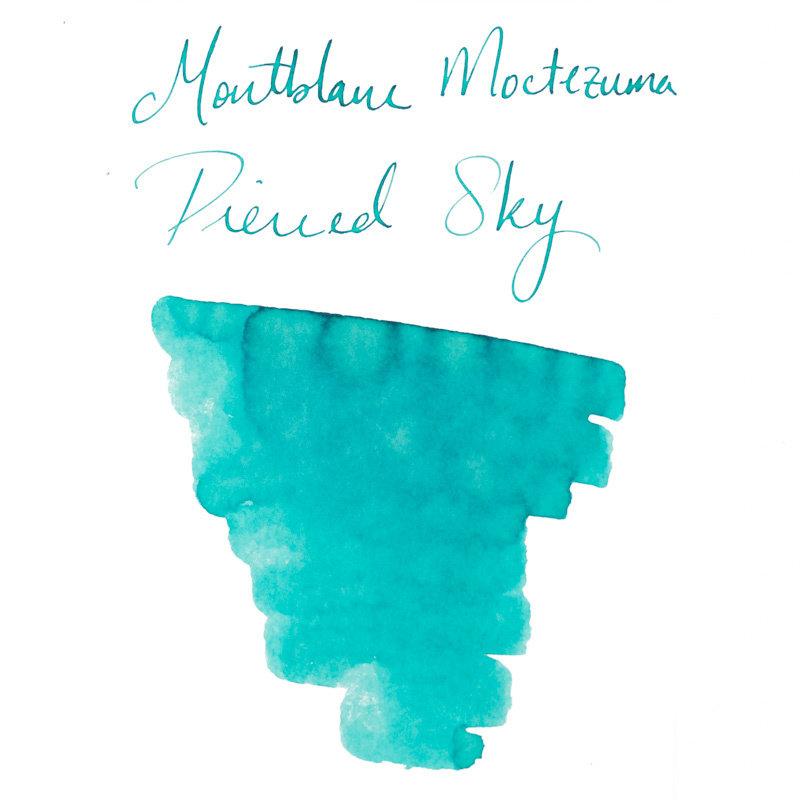 Montblanc Montblanc Patron of Arts Homage to Moctezuma Pierced Sky - 50ml Bottled Ink