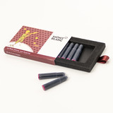 Montblanc Montblanc Le Petit Prince Rose Burgundy Ink Cartridges - Set of 8