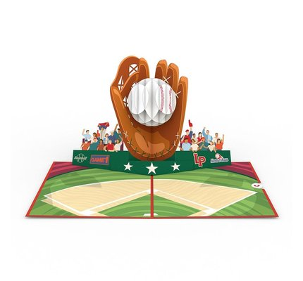 Lovepop Lovepop Home Run 3D Card