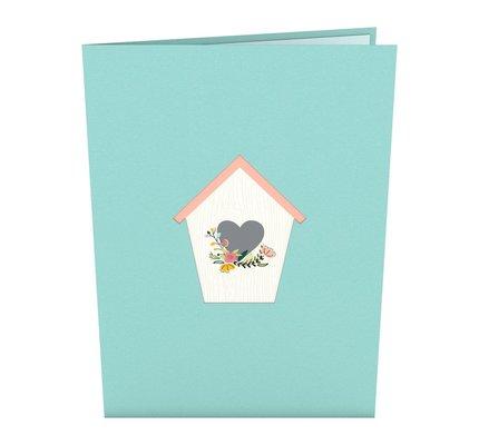 Lovepop Lovepop Birdhouse 3D Card