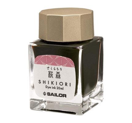 Sailor Sailor Shikiori Yozakura Evening Cherry Blossom (Color of Four Seasons) - 20 mL Bottled Ink