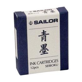Sailor Sailor Seiboku Ink Cartridge Pigment Based