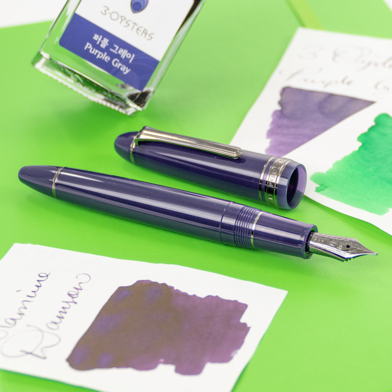 Sailor Sailor North American Exclusive 1911L Wicked Witch of the West Fountain Pen