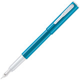 Conklin Conklin Coronet Turquoise Fountain Pen