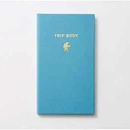 trystrams Kokuyo Field Note Trip Book 5mm Dot Grid Blue