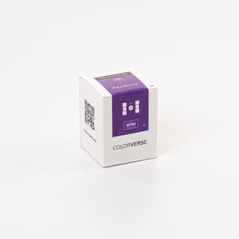 Colorverse Colorverse Mini 5ml Bottle Ink No. 53 Hayabusa