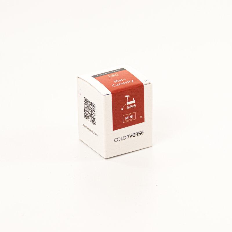 Colorverse Colorverse Mini 5ml Bottle Ink No. 8 Mars Curiosity
