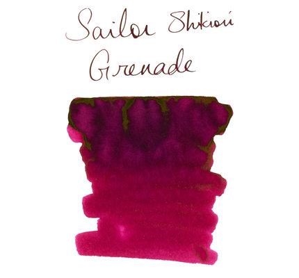 Sailor Sailor Jentle Grenade - 50ml Bottled Ink