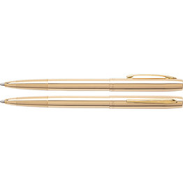 Fisher Fisher M4G Lacquered Brass Cap-O-Matic Space Pen