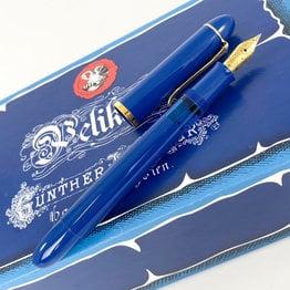 Pelikan Pre-Owned Pelikan M120 Special Edition Gunther Wagner Fountain Pen