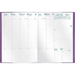 Quo Vadis 2021 Calendar Prenote Refill #24