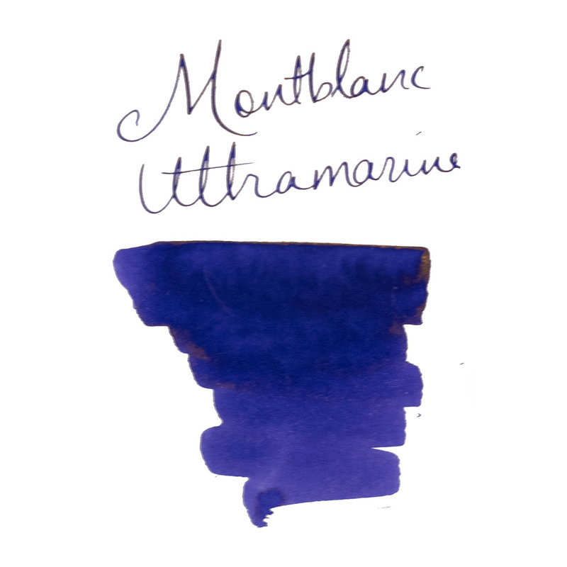 Montblanc Montblanc Ultramarine Blue 30ml Bottled Ink