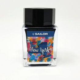 Sailor Sailor USA 50 States Ink Series - New York 20ml Bottled Ink