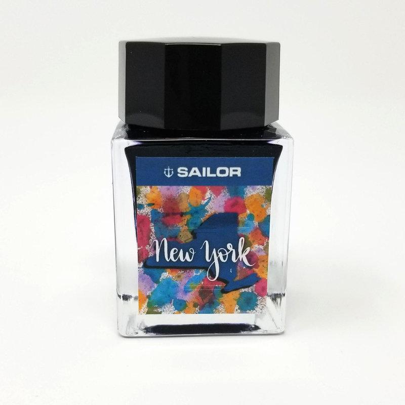 Sailor Sailor USA 50 States Ink Series - New York 20ml Bottled Ink