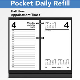 At-A-Glance 2021 E717-50 Refill #17