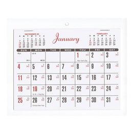 Payne 2021 #104 Easel Back Calendar (7x4)