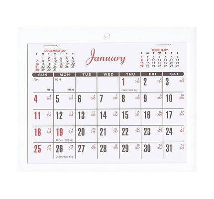 Payne 2021 #104 Easel Back Calendar (6.5X5.5)