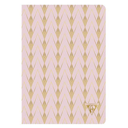 Clairefontaine Clairefontaine #193436 Neo Deco Powder Pink Notebook 6 x 8.25