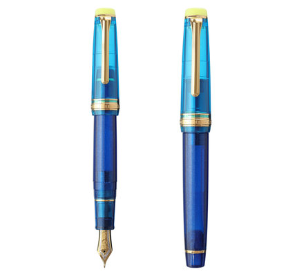 Sailor Sailor Pro Gear Cocktail Kure Azur Fountain Pen