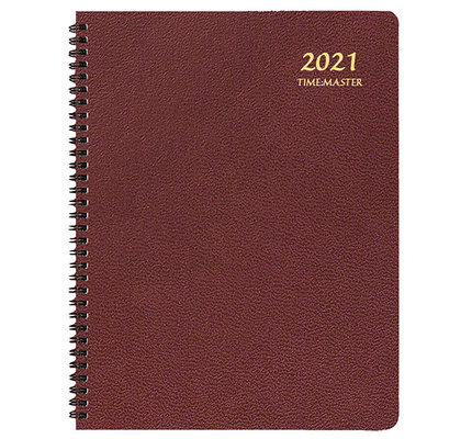 Payne 2021 TM-31 Skivertex Time:Master Planner (8.5x11) Burgundy