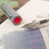 Twsbi Twsbi Eco Fountain Pen Cement Grey