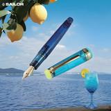 Sailor Sailor Pro Gear Cocktail Kure Azur Fountain Pen
