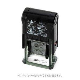 Midori Paintable Stamp - Animal