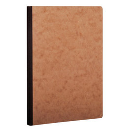 Clairefontaine Clairefontaine #79546 Ruled Clothbound with Elastic Closure Notebook 6 x 8.25