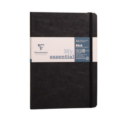 Clairefontaine Clairefontaine #79346 My Essential Ruled Notebook 6 x 8.25