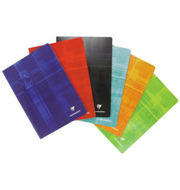 Clairefontaine Clairefontaine #63161 Classic French Ruled Staplebound Notebook 8.25 x 11.75 (Assorted)