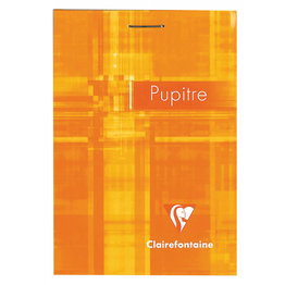 Clairefontaine Clairefontaine #6642 Classic Graph Top Staplebound Notepad 4 x 6 (Assorted)