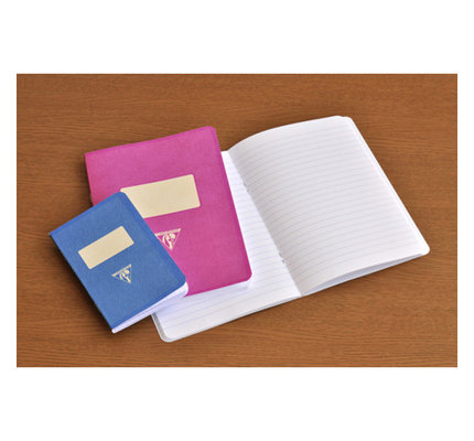 Clairefontaine Clairefontaine #195146 1951 Collection Lined Clothbound Notebook 5.75 x 8.25 (Assorted)