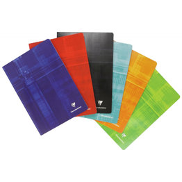 Clairefontaine Clairefontaine #381 Classic French Ruled Staplebound Notebook 6.5 x 8.25 (Assorted)