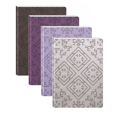 Clairefontaine Clairefontaine #83404 Aida Lined Softcover Notebook 4.25 x 5.5 (Assorted)